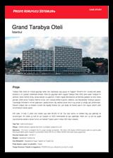 Grand Tarabya - Case Study