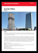 Avcılar Hilton DoubleTree - Case Study