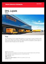 DHL Lojistik Merkezi - Case Study