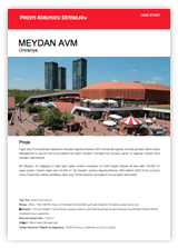 Meydan AVM - Case Study