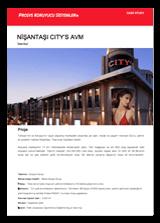 Nişantaşı City's AVM - Case Study