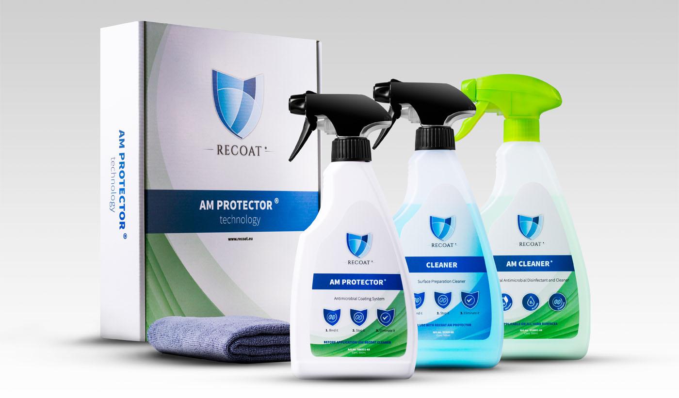 Recoat AM Protector